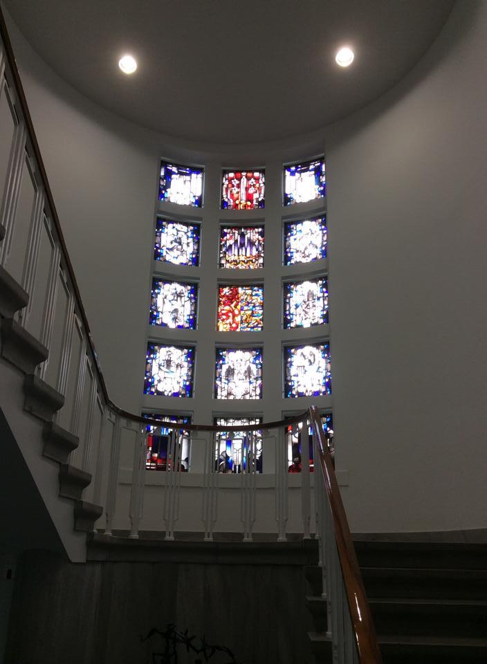 Proviciehuis Noord Holland interieur 1